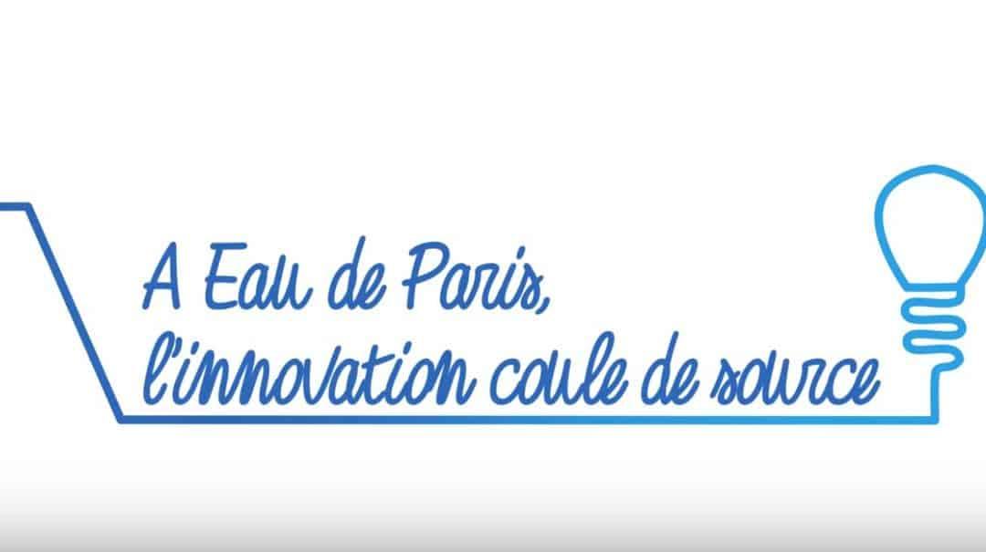 Vidéo Partenariat Water Connect Eau de Paris